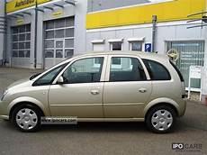 opel meriva innovation 2008 opel meriva 1 8 16v easytronic innovation car photo
