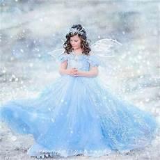 robe ées folles costume de reine des neiges filles princesse