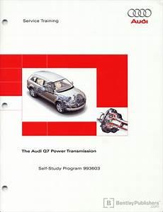 online car repair manuals free 2011 audi q7 electronic valve timing front cover the audi q7 power transmission self study program bentley publishers repair