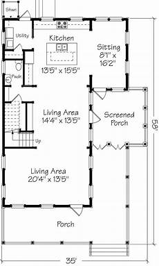 beach house plans southern living shoreline lookout 2220 sq ft sl 1495 southern living