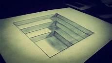 Gambar 3 Dimensi Mudah Trick Drawing 3d Efek