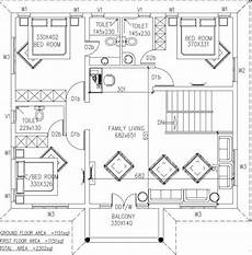 nalukettu house plans 2302 sq ft 4 bhk floor plan image kent constructions