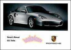 where to buy car manuals 2003 porsche 911 free book repair manuals 911 turbo 2003 porsche owners manual book 996 handbook ebay