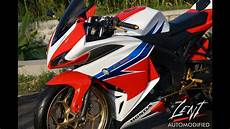 New Cb150r Modif by Modifikasi Honda New Cb150r Kit Set Honda New