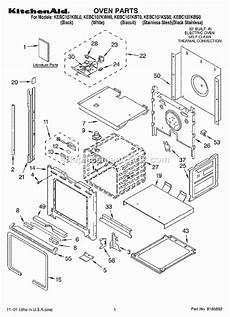 Kitchenaid Parts Order by Kitchenaid Kebc107kss0 Parts List And Diagram