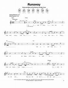 download runaway sheet music by del shannon sheet music plus