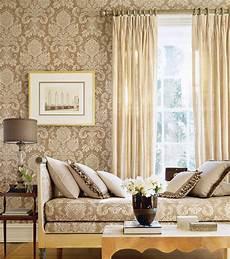 tapete wohnzimmer beige beige damask wallpaper living room