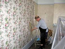 the best way to remove old wallpaper the homebuilding remodel guide