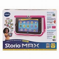 tablette tactile enfant leclerc vtech storio max comparer avec touslesprix