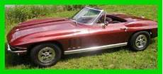 car engine manuals 1965 chevrolet corvette user handbook find used 1965 chevy corvette convertible hardtop and softtop 4 speed manual 327 v8 in cedar