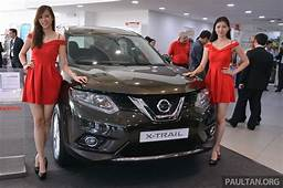 2015 Nissan X Trail Launched In Malaysia From RM143k