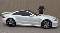 mercedes sl65 amg black series the mercedes sl65 amg black series was a 300 000