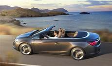 opel cascada mid size convertible revealed photos 1 of 10