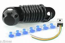 universal 7 12n single towing electrics towbar wiring kit ebay