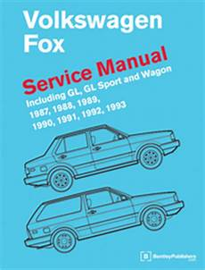 car repair manual download 1987 volkswagen fox windshield wipe control vw volkswagen fox service manual 1987 1993 bentley publishers repair manuals and