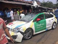 Keep Your Eyes On The Road Google Street View Car