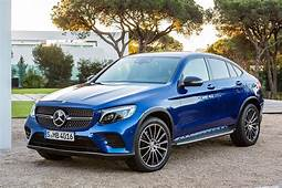 2016 New York Motor Show Mercedes Benz GLC Coupe Revealed