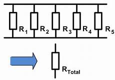 widerstand parallel rechner schema