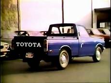 Toyota Truck Commercial