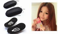 how to use bump it hair accessory sponge hair pin bump it up hair styling set bumpits hair