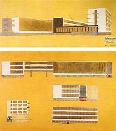 walter gropius bauhaus dessau building 1926