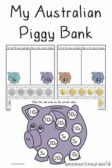 australian piggy bank simple living creative learning