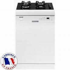 brandt dkh810 lave vaisselle avec table de cuisson achat