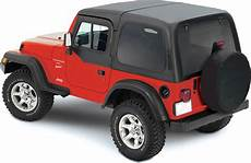 Keystone Restyling 2 Hardtop In Black For 87 95 Jeep