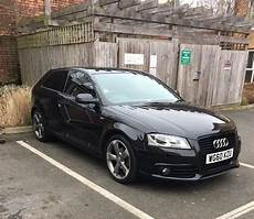 Audi A3 S Line - audi a3 s line black edition 2 0 tdi in bedminster