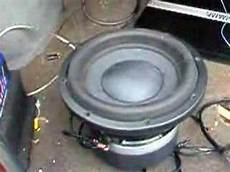 free air the subwoofer