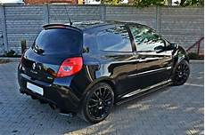 Spoiler Cap Renault Clio Mk3 Rs Gloss Black Our Offer