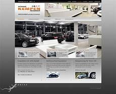 Autohaus Kempen Meckenheim - referenzen webseiten