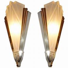 art deco wall sconce light fixtures art deco sconces from degu 233 at 1stdibs