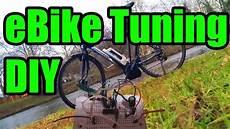 E Bike Tuning - das t 246 dliche e bike tuning projekt