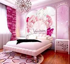 tapete schlafzimmer romantisch custom pink wedding room bedroom 3d