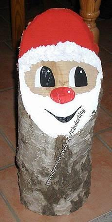 weihnachtsmann produktion kinder holz basteln