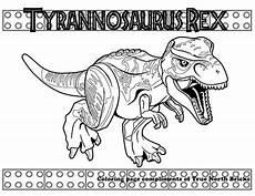 Ausmalbilder Dinosaurier Lego Ausmalbilder Dinosaurier Indoraptor Kostenlose
