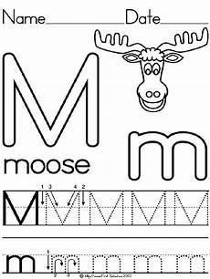 letter m worksheets for kindergarten free 23222 templates alphabet preschool alphabet activities preschool alphabet worksheets preschool