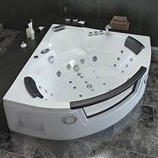 Eckbadewannen Mit Whirlpool - whirlpool eckbadewanne badewanne wanne 2 personen heizung