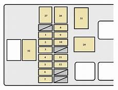 1996 toyota t100 fuse diagram toyota tacoma 1995 1997 fuse box diagram auto genius