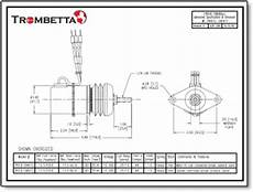trombetta p series solenoids offered in both 12v and 24v are fully encapsulated side