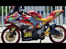 Jari Jari by Modifikasi Kawasaki 250rr Jari Jari