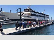San Diego   Flagship Harbor Cruise Tour!   YouTube