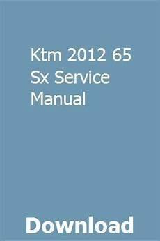free online auto service manuals 2012 scion xb user handbook ktm 2012 65 sx service manual pdf download online full owners manuals repair manuals manual car