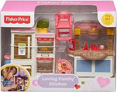 loving family kitchen furniture fisher price loving family kitchen import it all