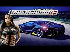 Need For Speed 2018 Need For Speed Underground 3 2018 Trailer