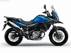2015 Suzuki V Strom 650 Xt Abs Look Motorcycle Usa