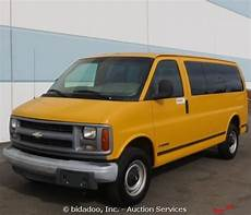 automotive air conditioning repair 1999 chevrolet express 3500 engine control find used chevrolet 2500 express van v8 am fm radio air conditioning shuttle gmc in rialto