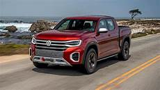 Vw Sport Truck by What Driving The Atlas Tanoak And Cross Sport Concepts