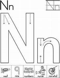 letter n n worksheets 24153 alphabet letter n worksheet standard block font preschool printable activity letter of the